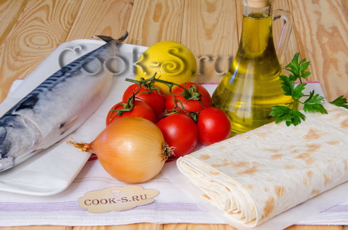 Балык экмек – кулинарный рецепт
