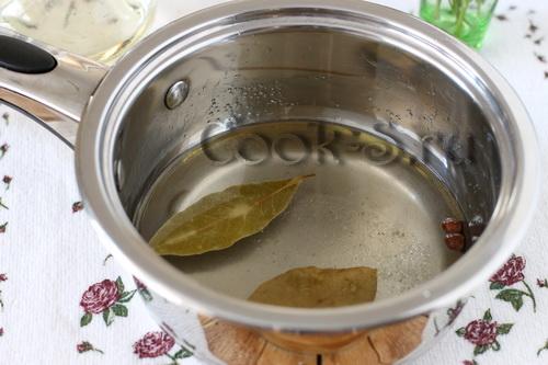 маринад с уксусом для капусты