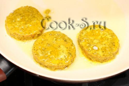 Бутерброд с сыром и карамельным яблоком – кулинарный рецепт