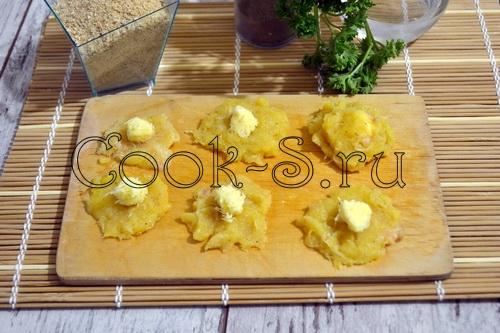 """Закуска """"Шарики"""" – кулинарный рецепт"""