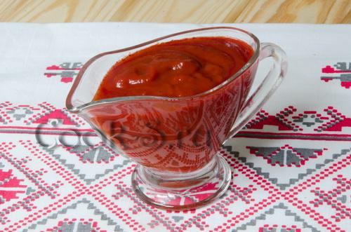 """Гуляш томатный """"Неженка"""" – кулинарный рецепт"""