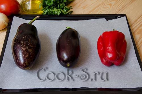 """Баклажанная закуска """"Огонёк"""" – кулинарный рецепт"""
