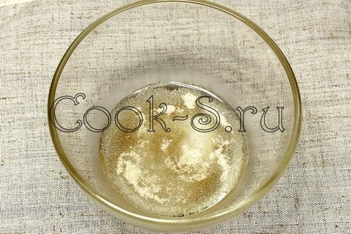 Паштет из сельди со свеклой в корзиночках – кулинарный рецепт