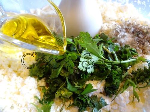 Мини-эклеры закусочные, пошаговый рецепт с фото